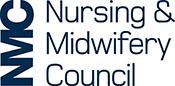 logo of nursing midwifery council
