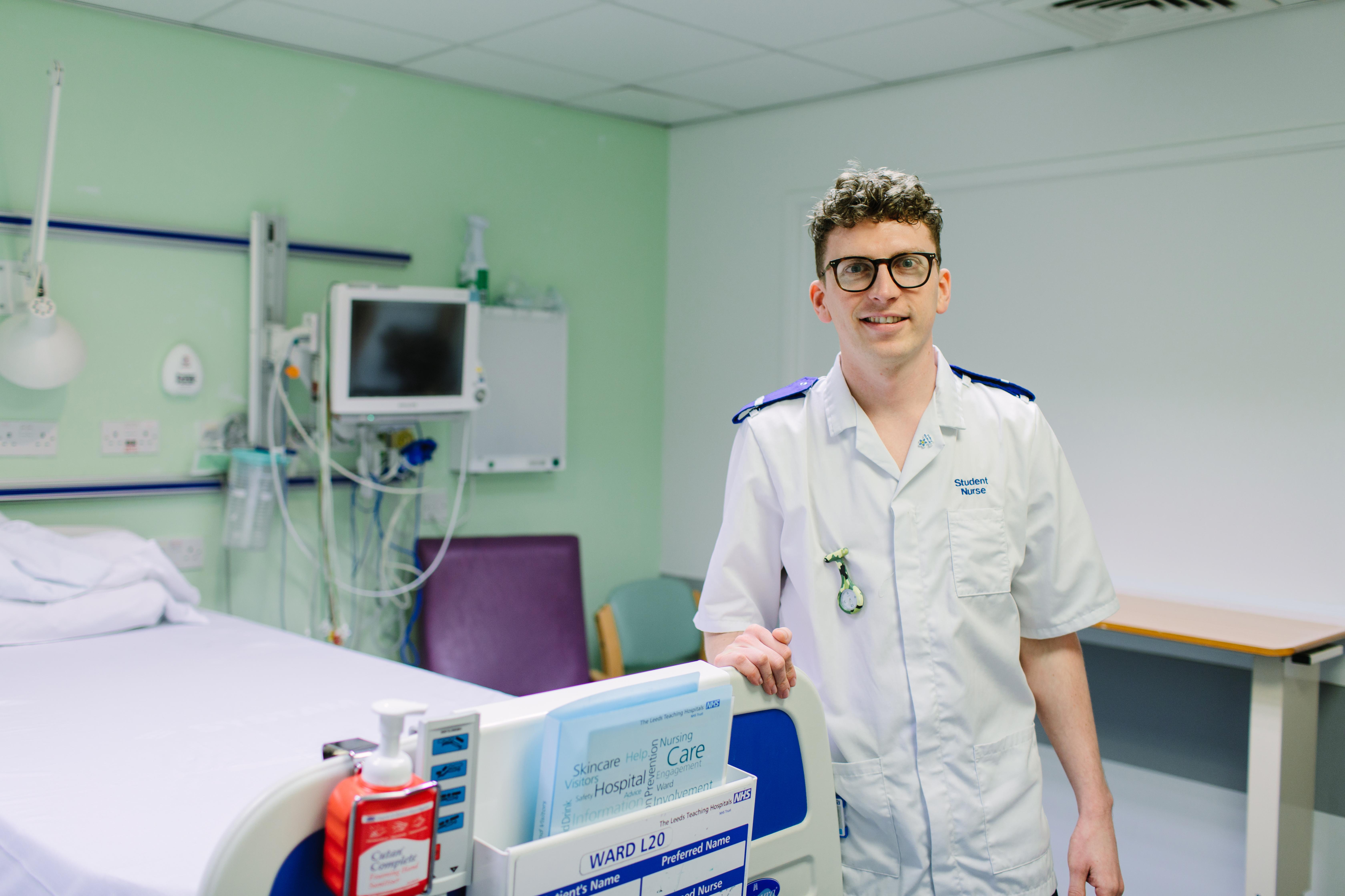 Nursing (Adult) BSc   University of Leeds