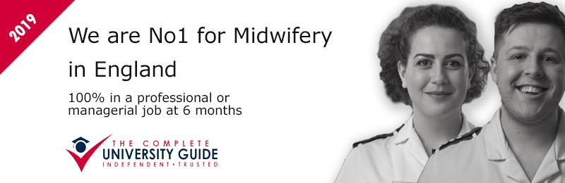 BSc mIdwifery degree at Leeds