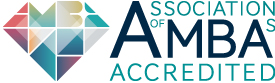 Accredited by the Association of MBAs (AMBAs)