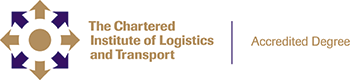 Recognised by the Chartered Institute of Logistics and Transport (CILT)