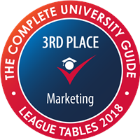 Complete University Guide 2018 Marketing