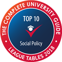 The Complete University Guide 2018