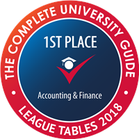 Complete University Guide Marketing and Accounting and Finance 2018