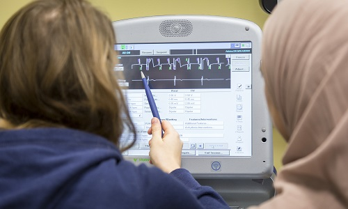 The university of leeds postgraduate certificate PG cert in cardiac device and rhythm management is unique in the UK and has few competitors globally.