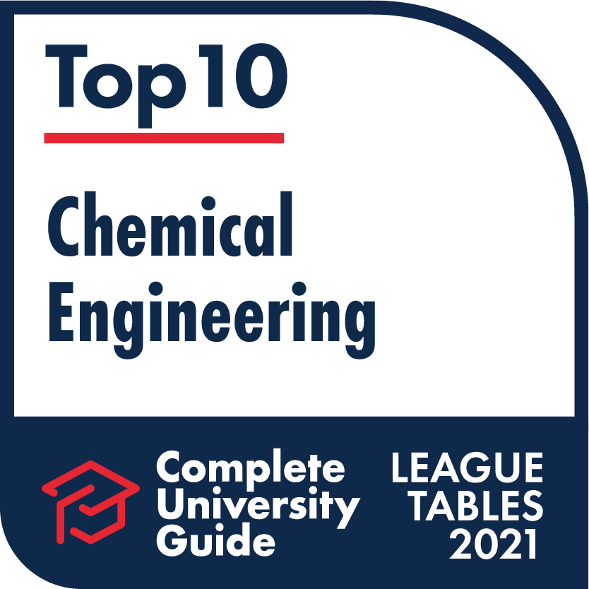 EPS - Complete University Guide 2021 Chemical Engineering