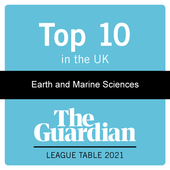 Environment - Guardian 2021 Earth and Marine Sciences