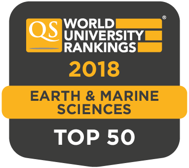 Earth and marine sciences QS