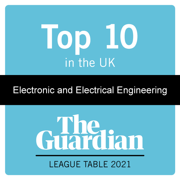 Engineering - Guardian 2021 - Electronic and Electrical Engineering