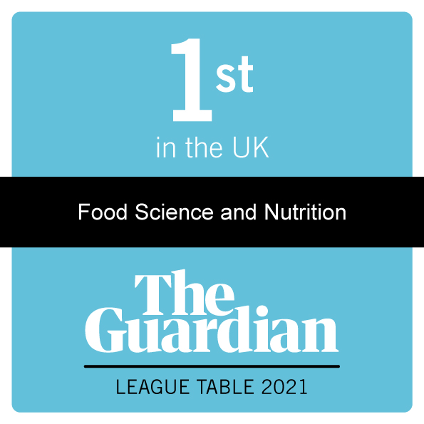 Environment - Guardian 2021 Food Science and Nutrition