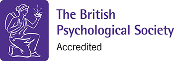 Accredited by the British Psychological Society (BPS)