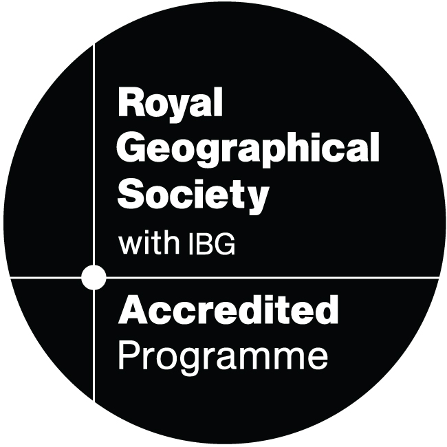 The Royal Geographical Society (with IBG)