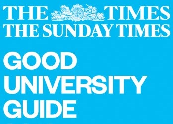 The Times and Sunday Times Good University Guide 2018