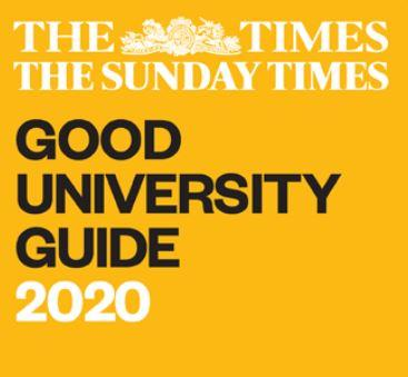 ESSL - The Times and Sunday Times Good University Guide 2020 (Politics)