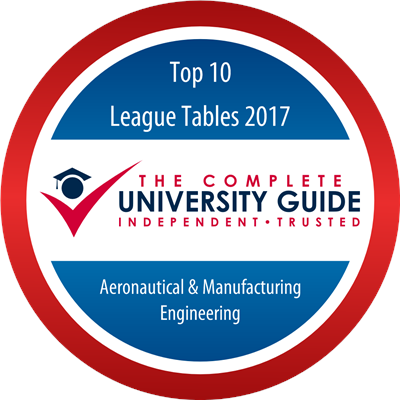 Engineering – Complete University Guide, Aeronautical
