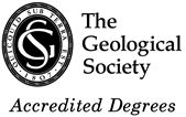 The Geological Society - accredited degree programme