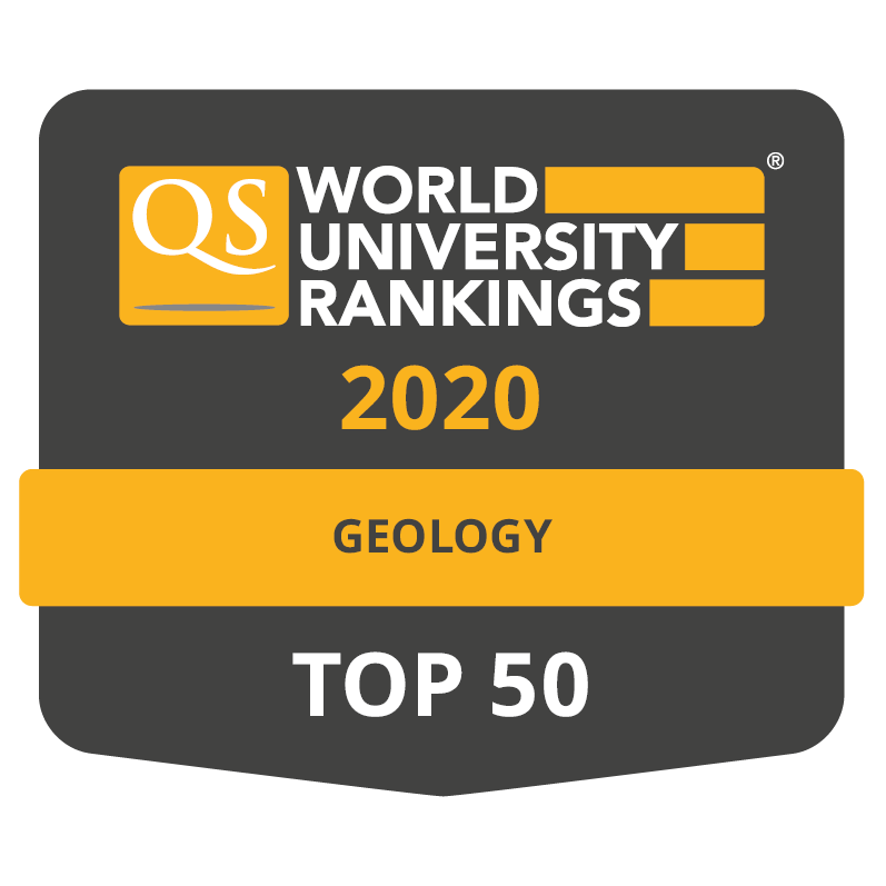 QS World University Rankings by Subject 2020